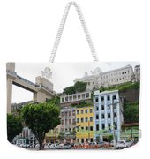 Lacerda Elevator In Salvador Weekender Tote Bag