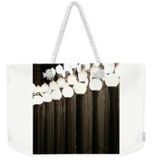 Lacma Lights 4 Weekender Tote Bag