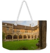 Lacock Abbey Cloisters 1 Weekender Tote Bag