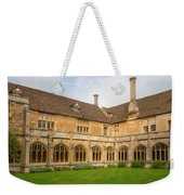 Lacock Abbey Cloisters 2 Weekender Tote Bag