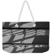Ladders In The Sky Weekender Tote Bag