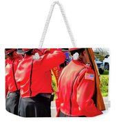 Ladies Auxiliary Palenville Fire Department 8 Weekender Tote Bag