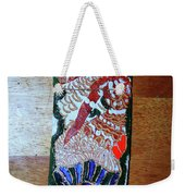Ladies Await 10 Weekender Tote Bag