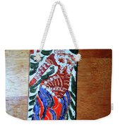 Ladies Await 6 Weekender Tote Bag