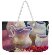 Ladies In Waiting Weekender Tote Bag