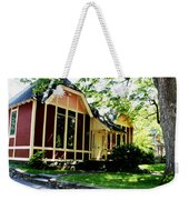Ladies Library Brewster Ma Weekender Tote Bag