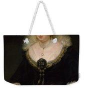 Lady Alethea Talbot, Countess Of Arundel Weekender Tote Bag
