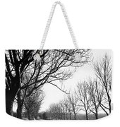 Lady Anne's Drive, Holkham Weekender Tote Bag