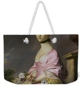 Lady Anstruther Weekender Tote Bag