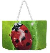 Lady Bug II Weekender Tote Bag