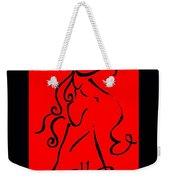 Lady Curves  Weekender Tote Bag