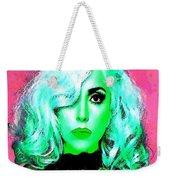 Lady Gaga Weekender Tote Bag