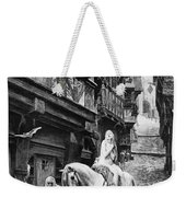 Lady Godiva, 11th Century Weekender Tote Bag
