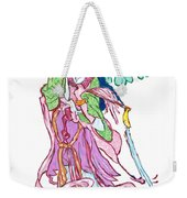 Lady He Of The Eight Immortals Weekender Tote Bag