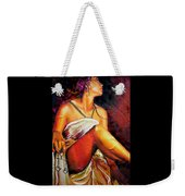 Lady Justice Mini Weekender Tote Bag