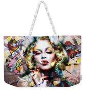 Lady Maddy Weekender Tote Bag
