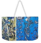 Lady N Neox Cat Weekender Tote Bag