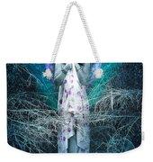 Lady Of Forest Weekender Tote Bag