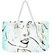 Lady Of The Water Weekender Tote Bag
