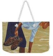 Lady On The Seashore Weekender Tote Bag