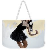 Lady With Wings Weekender Tote Bag