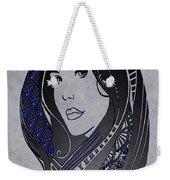 Lady Zen Weekender Tote Bag