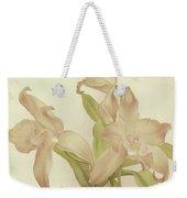 Laelia Autumnalis Venusta Weekender Tote Bag