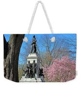Lafayette Square Named For General Marquis Gilbert De Lafayette Weekender Tote Bag