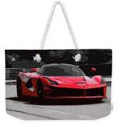 La Ferrari Weekender Tote Bag