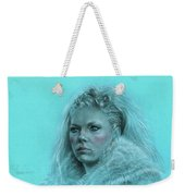 Lagertha Shieldmaiden Weekender Tote Bag