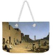 Laghouat In The Algerian Sahara Weekender Tote Bag