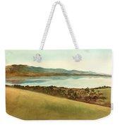 Lago Del Coghinas Weekender Tote Bag