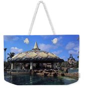 Lagoon Bar And Grill Weekender Tote Bag