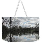 Lagoon Reflections 2 Weekender Tote Bag
