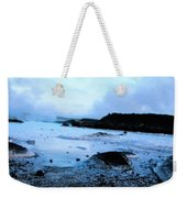 Lagoon Waters Weekender Tote Bag