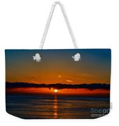 Laguna Beach Sunset Weekender Tote Bag