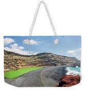 Laguna Verde Weekender Tote Bag