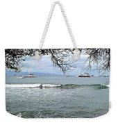 Lahaina Beach Weekender Tote Bag
