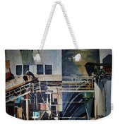 Lahaina Sugar Mill Weekender Tote Bag