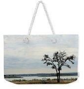 Lake 007 Weekender Tote Bag