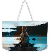 Lake And Beauty Ftg0002 Weekender Tote Bag