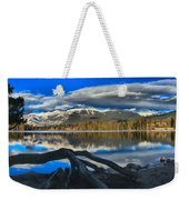 Lake Beauvert Roots Weekender Tote Bag
