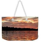 Lake Beulah Weekender Tote Bag