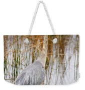 Lake Carmi Visitor Weekender Tote Bag