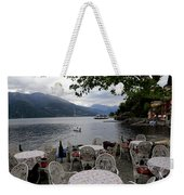 Lake Como 14 Weekender Tote Bag