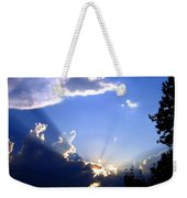 Lake Country Sunburst Weekender Tote Bag