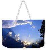 Lake Country Sunburst Weekender Tote Bag