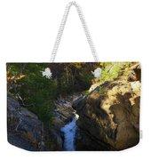Lake Creek Falls Weekender Tote Bag