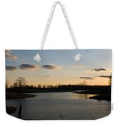 Lake Cumberland County Tennessee Weekender Tote Bag