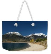 Lake Dillon Colorado Weekender Tote Bag